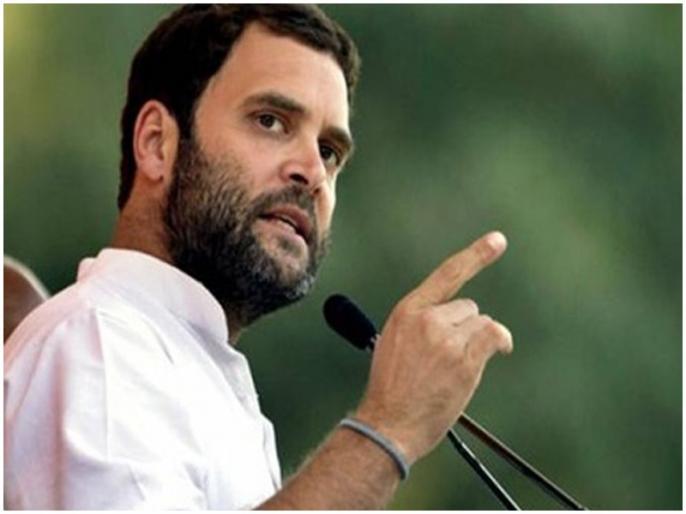 AAP invited Rahul Gandhi for the opposition rally | आप ने राहुल गांधी को विपक्षी रैली के लिए आमंत्रित किया