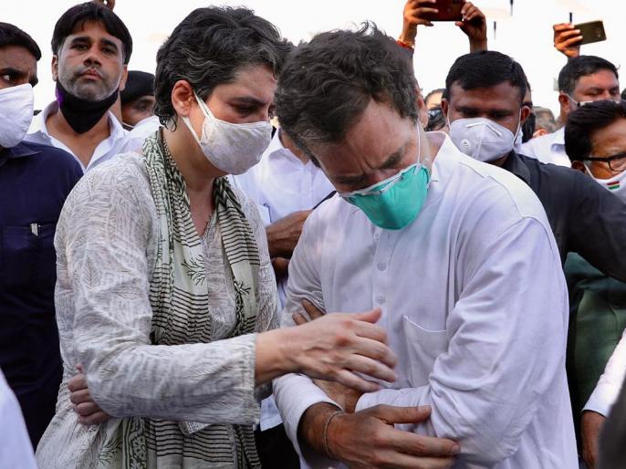 Prime Minister does not respect farmers, some people have their 'remote control': Rahul | राहुल गांधी बोले- प्रधानमंत्री मोदी किसानों की इज्जत नहीं करते, कुछ लोगों के हाथ में है उनका 'रिमोट कंट्रोल'