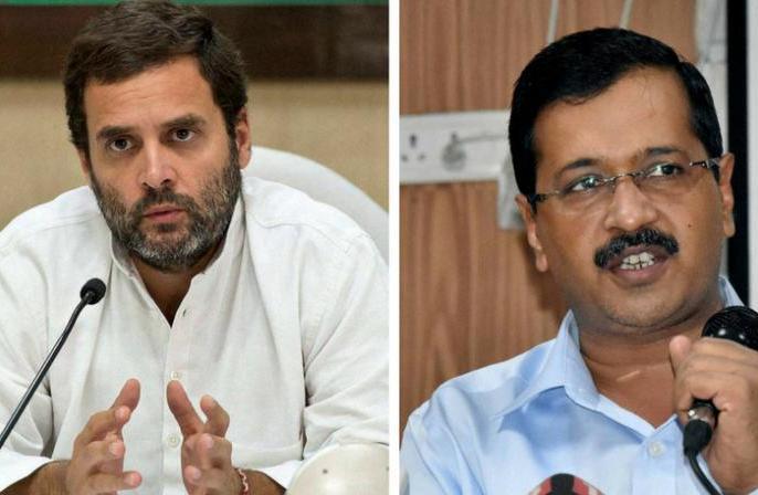 Lok Sabha Elections 2019: Talks about AAP-Congress alliance in Delhi and Haryana, JJP is also together! | लोकसभा चुनाव 2019: दिल्ली और हरियाणा में आप-कांग्रेस गठबंधन पर बनी बात, जेजेपी भी साथ!