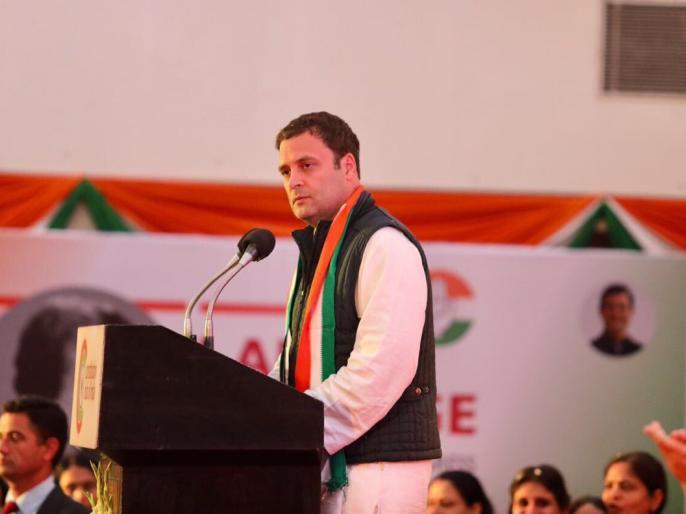 Rahul Gandhi Kerala floods national disaster Congress MLA one month salary relief fund | केरल बाढ़: राहुल गांधी ने PM मोदी से की राष्ट्रीय आपदा घोषित करने की मांग, कांग्रेस MP-MLA एक महीने की देंगे सैलरी