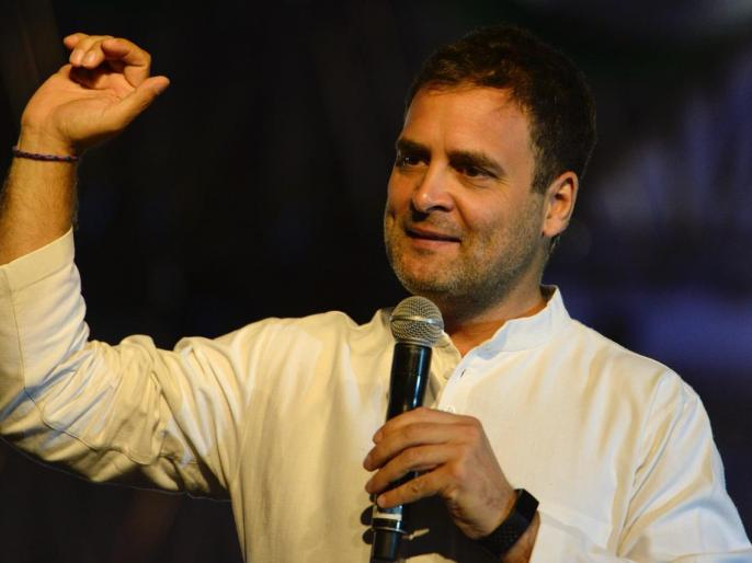 Rahul Gandhi attack rss Congress youths go out to fight directly withideology | राहुल गांधी बोले- आरएसएस की विचारधारा से सीधे संघर्ष के लिए कांग्रेस के युवा बाहर निकलें...