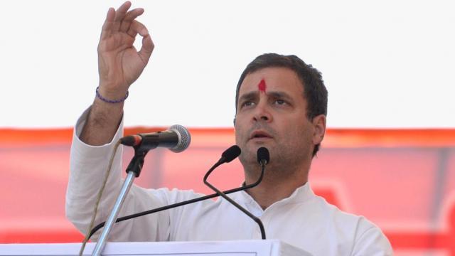 Rahul Gandhi says he offered 4 seats to kejriwal but he denies | राहुल गांधी ने किया ट्वीट- दिल्ली में गठबंधन पर केजरीवाल ने लिया 'यू-टर्न', दिल्ली सीएम बोले- कौन सा U-टर्न