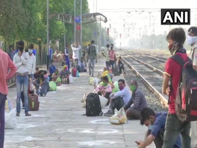 According to Railway Protection Force 80 deaths reports on Shramik trains between 9 to 27 may | आरपीएफ के डेटा के अनुसार श्रमिक स्पेशल ट्रेनों में 9 से 27 मई के बीच हुई 80 लोगों की हुई मौत: रिपोर्ट