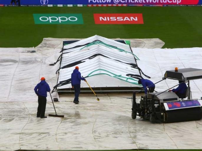 ICC World Cup 2019: Rain washout problem, Why no reserve day for league games, ICC tells the reason | CWC 2019: तीन मैच हुए बारिश से रद्द, आलोचना के बाद ICC ने बताई लीग मैचों के लिए रिजर्व डे ना रखने की वजह