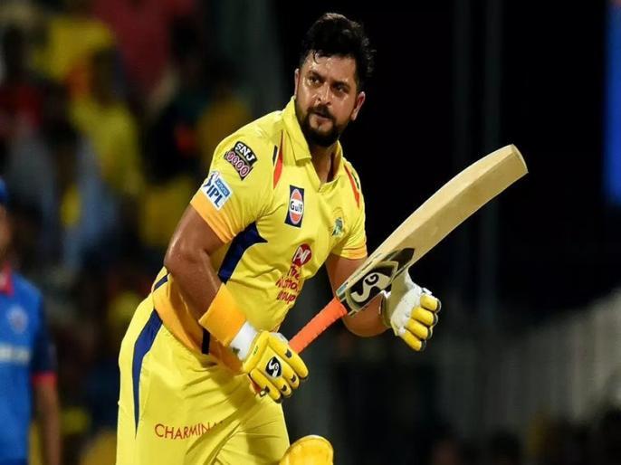 IPL 2021 Chennai vs Delhi suresh raina hit 54 run just 36 ball help csk 188 run   IPL 2021: सुरेश रैना की दमदार वापसी, जड़ा अर्धशतक, दिल्ली को जीत के लिए बनाने होंगे 189 रन