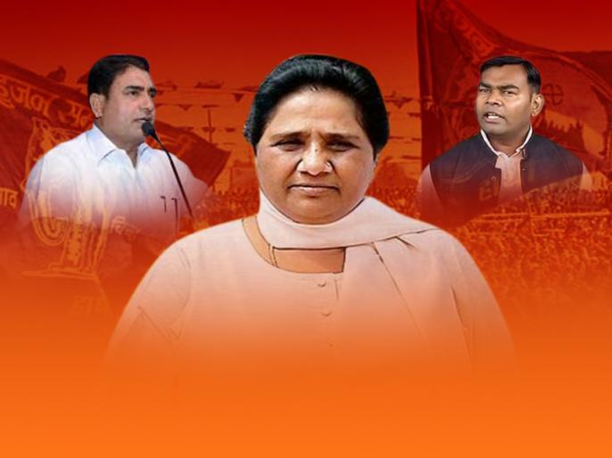 Rajasthan Assembly Election: BSP Supremo Mayawati leads on Congress by 3 MLAs | राजस्थान चुनावः इन 3 विधायकों के दम पर कांग्रेस को तेवर दिखा रही हैं बीएसपी सुप्रीमो मायावती