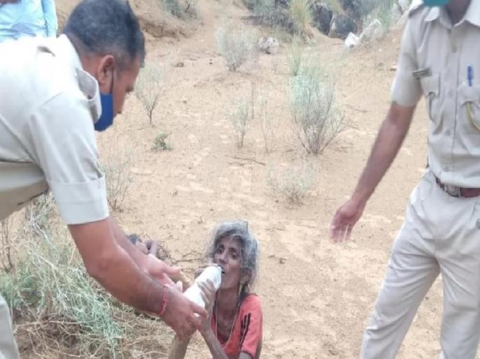 Rajasthan: A 5 year old girl died due to dehydration in Jalore district   राजस्थानः भीषण गर्मी में पानी नहीं मिलने से 5 साल की बच्ची की मौत, कई किमी चलना पड़ा पैदल