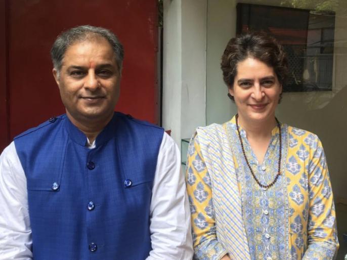 Congress lost one of its lions, says Rahul Gandhi on Rajiv Tyagi's death | कांग्रेस प्रवक्ता राजीव त्यागी का दिल का दौरा पड़ने से निधन, राहुल गांधी बोले- पार्टी ने 'बब्बर शेर' खो दिया, प्रियंका ने कहा- व्यक्तिगत दुःख