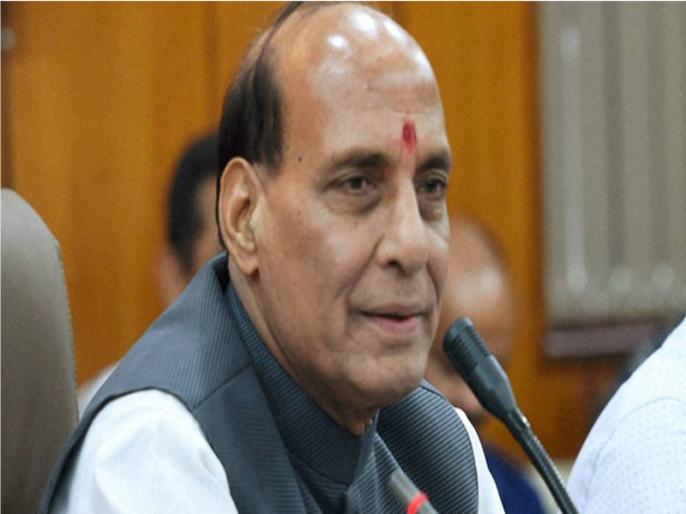 Military veterans wanted creation of CDS post says Rajnath Singh | रक्षामंत्री राजनाथ सिंह ने कहा- CDS पद सृजित करने की प्रेरणा पूर्व सैनिकों से मिली