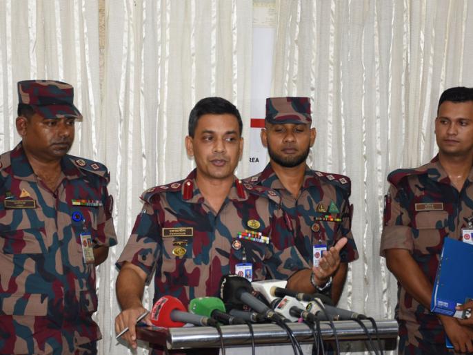 'Flag meeting' between BSF-BGB, BSF said - We did not fire a single bullet, BGB took action without cause | बीएसएफ-बीजीबी के बीच'फ्लैग मीटिंग', BSF ने कहा-हमने एक भी गोली नहीं चलाई, BGB ने अकारण कार्रवाई की