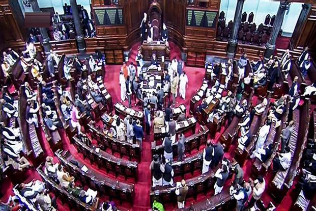 The ruling party will be close to majority in the Rajya Sabha in April next year, 52 seats of the upper house will be vacant | राज्यसभा में अगले साल अप्रैल में बहुमत के करीब होगा सत्तापक्ष, उच्च सदन की 52 सीटें हो जाएंगी खाली