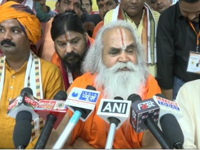 BJP has resolved to build the Ram Mandir in Ayodhya says Ram Vilas Vedanti | 'लोकसभा चुनाव से पहले अयोध्या में राम मंदिर का निर्माण होगा शुरू, BJP ने किया संकल्प'