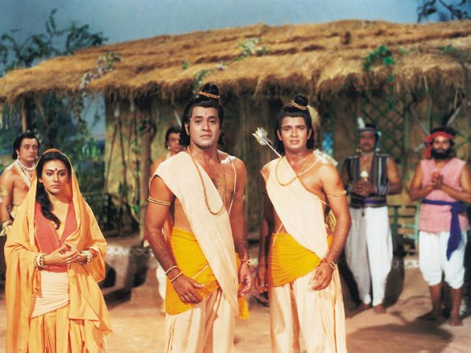 Ramayana will be presented again on Doordarshan | फिर से दूरदर्शन पर पेश की जाएगी रामायण, जानिए क्या होगा इसके प्रसारित होने का समय
