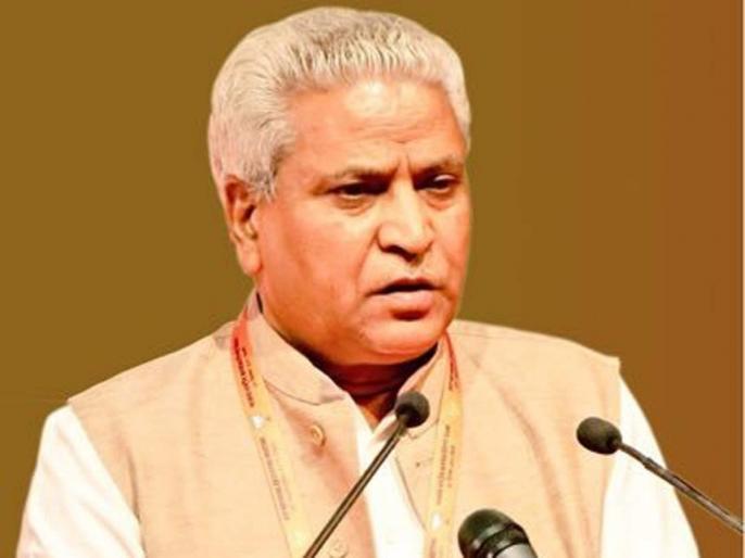 BJP sangathan mahamantri ramlal goes back to rss for a new post akhil bhartiya sah sampark pramukh | बीजेपी के संगठन महामंत्री रामलाल को संघ ने बुलाया वापस, मिली नई जिम्मेदारी
