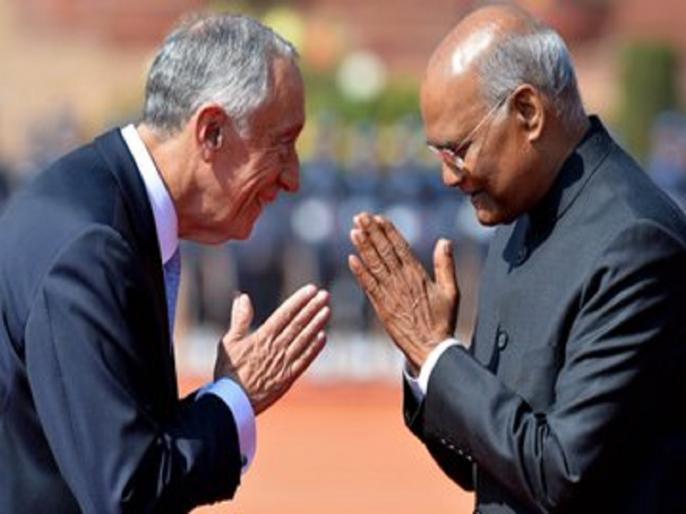 India and Portugal signed 14 agreements in several key areas | भारत और पुर्तगाल ने कई महत्वपूर्ण क्षेत्रों में 14 समझौतों पर किए हस्ताक्षर