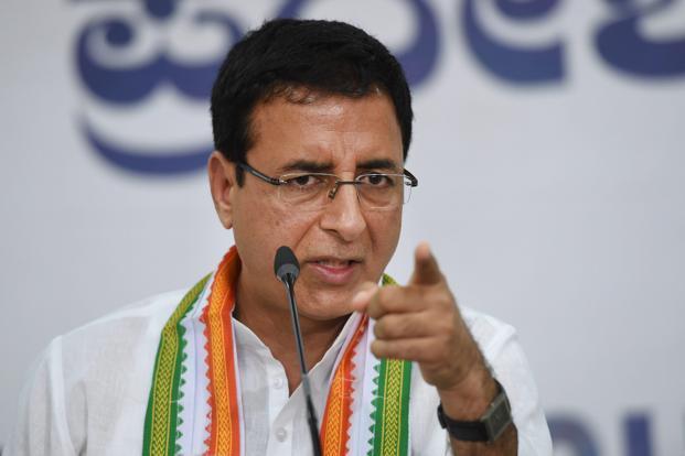 congress Randeep Surjewala blame bjp for Arunachal Pradesh 11 killed | अरुणाचल प्रदेश में 11 लोगों की हत्या पर कांग्रेस, भाजपा के कुशासन के कारण फिर से उठ रहा है उग्रवाद