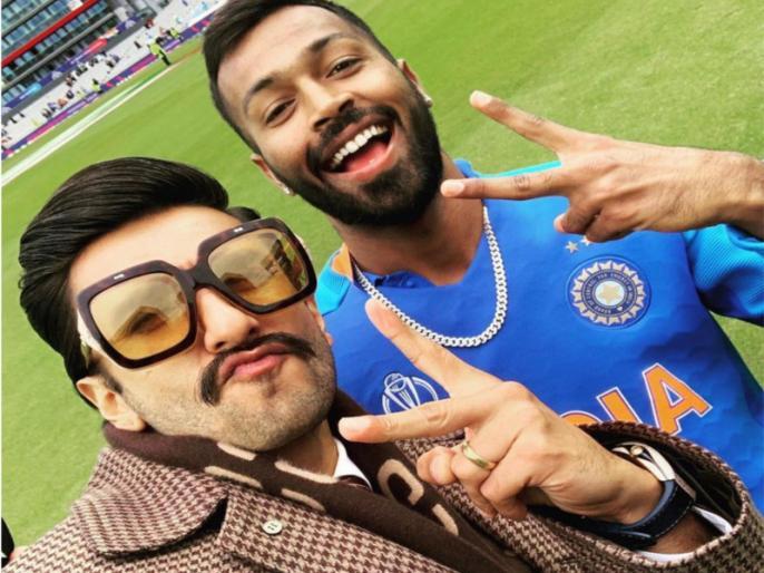 Ind vs Pak: Ranveer Singh Gets Legal Notice from WWE Wrestler Brock Lesnar's Advocate Paul Heyman | India-Pak मैच के दौरान रणवीर सिंह से हो गई बड़ी गलती, अंजाने में ले लिया WWE रेसलर से पंगा