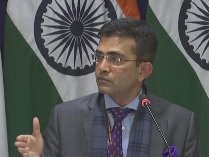 China considers global consensus, avoids raising Kashmir issue in UNSC: India | चीन वैश्विक सहमति पर विचार करे, यूएनएससी में कश्मीर का मुद्दा उठाने से बचे: भारत