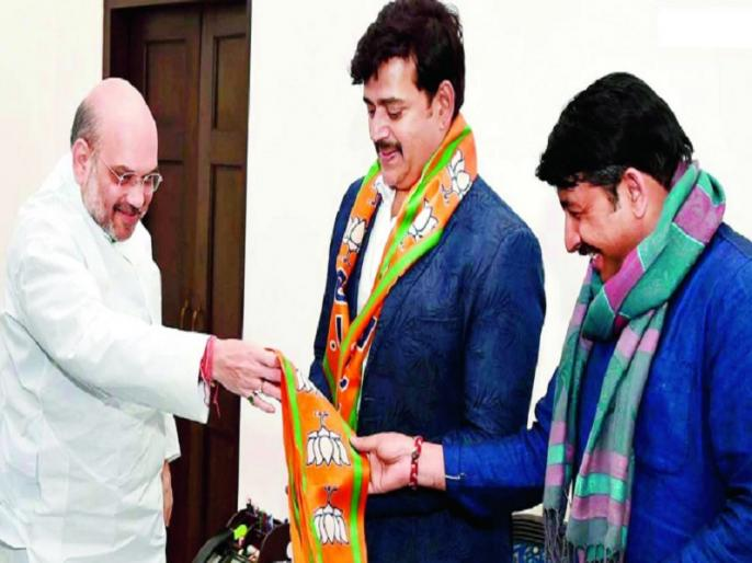 Ravi Kishan contest Gorakhpur, Praveen Nishad contest Sant Kabir Nagar, bjp 7 candidates of up   बीजेपी ने यूपी की 7 लोकसभा सीटों के लिए जारी की नई लिस्ट, गोरखपुर से रवि किशन को मिला टिकट