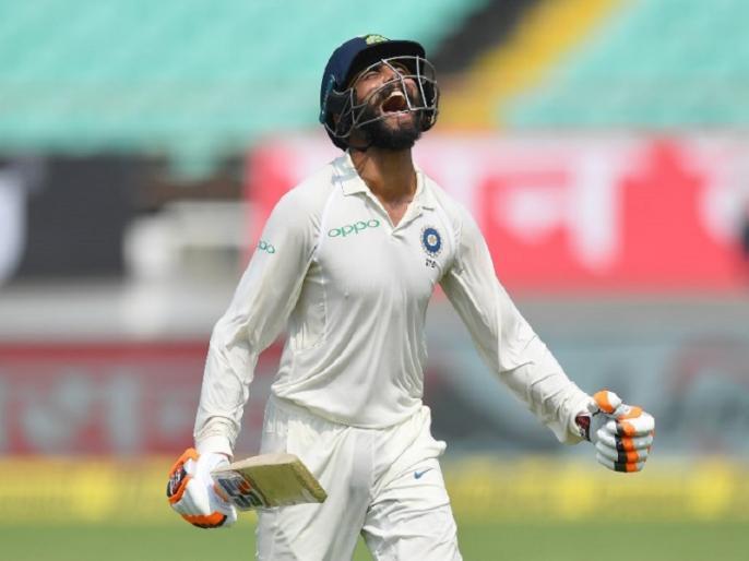Ravindra Jadeja named India's 'most valuable player' of 21st Century | रवींद्र जडेजा बने 21वीं सदी में टेस्ट क्रिकेट के 'सबसे उपयोगी भारतीय', 49 टेस्ट में ही कर दिया कारनामा