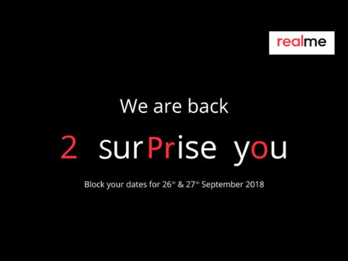 Realme 2 Pro India Launch Set for September 27, Expected Specifications and Features | Realme 2 Pro भारत में 27 सितम्बर को होगा लॉन्च, जानें क्या होंगे फीचर्स