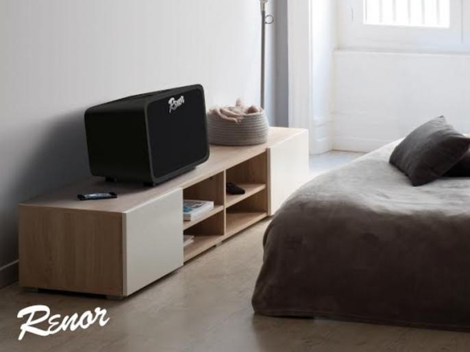Renor launched a HiFi Bluetooth speaker - BT Powercab, Know Price and Specs detail | रेनॉर ने भारत में लॉन्च किया हाईफाई ब्लूटूथ स्पीकर BT Powercab, जानें कीमत से लेकर फीचर्स की डिटेल