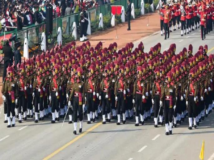 Republic Day 2021 high security for parade and farmers tractor march all details | गणतंत्र दिवस आज, किसान भी निकालेंगे ट्रैक्टर मार्च, दिल्ली में जमीन से आसमान तक सुरक्षा के पुख्ता इंतजाम