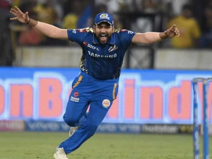 Rohit Sharma on the cusp of joining MS Dhoni in record double century club | IPL 2020 Final: मैदान में उतरने के साथ ही रोहित शर्मा के नाम दर्ज हुआ ये बड़ा रिकॉर्ड, महेंद्र सिंह धोनी ही अब तक कर सके थे ऐसा