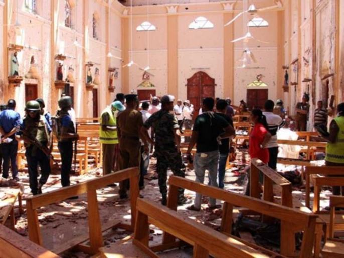 sri lanka blast: Minister of State for Defense Ruwan Wijewardene terror attacks at mosque in new zealand | श्रीलंका बम धमाका: रक्षा राज्य मंत्री विजयर्धने का दावा, न्यूजीलैंड में मस्जिदों पर हमले का बदला थे ये विस्फोट