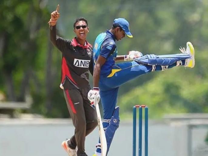 Rishabh Mukherjee, A Kolkata-born UAE spinner dreams to play for india | कोलकाता में जन्मा ये युवा स्पिनर यूएई के लिए मचा रहा धमाल, भारत के लिए खेलने का है सपना