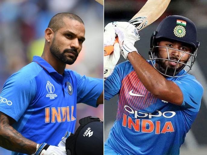 ICC World Cup 2019: Rishabh Pant might make his world cup debut, Know how   ICC World Cup 2019: ऋषभ पंत इंग्लैंड रवाना, जानिए कैसे मिल सकता है वर्ल्ड कप डेब्यू का मौका