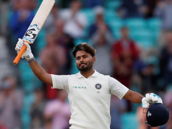 rishabh pant is a champion player in making says msk prasad | ऋषभ पंत होंगे वर्ल्ड कप-2019 की टीम में शामिल!, चीफ सेलेक्टर एमएसके प्रसाद ने दिये संकेत