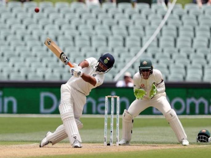 India vs Australia, 4th Test: Rishabh Pant becomes the Fastest Indian Wicketkeeper batsman to reach 1,000 Test runs | IND vs AUS, 4th Test: ऋषभ पंत ने रच दिया इतिहास, बल्लेबाजी के मामले में महेंद्र सिंह धोनी को भी पछाड़ा