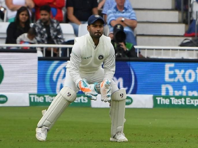 World Test Championship Final Virat Kohli leadstraining session ahead rishabh pantvideo big sixesvs New Zealand   WTC final: इंग्लैंड में भारतीय खिलाड़ी जमकर बहा रहे पसीना, ऋषभ पंत नेइशांत, शमी, बुमराह औरसिराज पर बरसाए छक्के!, देखें वीडियो