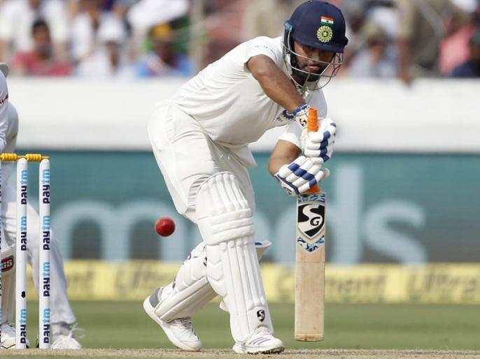 Ind Vs Win, 2nd Test: India trail by 3 run after 2nd day stumps against Windies | Ind Vs Win, 2nd Test: ऋषभ पंत-रहाणे के अर्धशतक से मजबूत स्थिति में भारत, 4 विकेट खोकर बनाए 308 रन