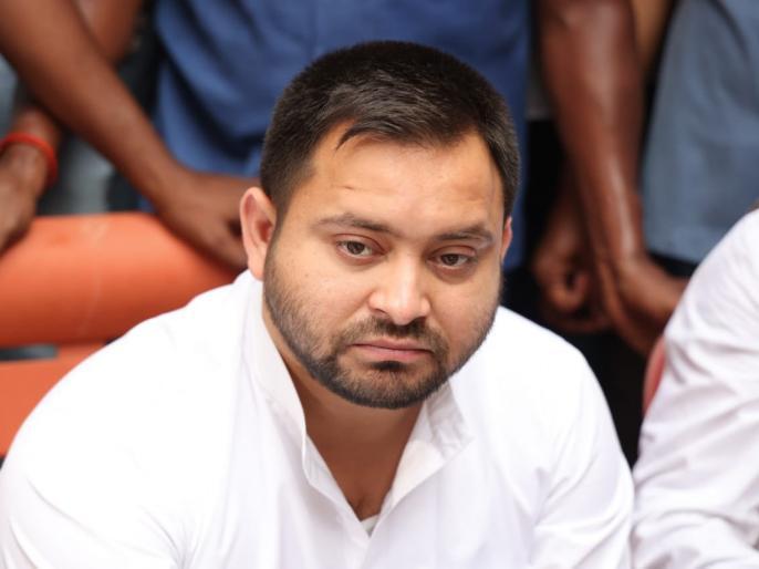 Madhubani murder case Tejashwi Yadav targets CM Nitish kumarhelpless and puppet bihar patna | मधुबनी हत्याकांडःतेजस्वी यादव ने सीएम नीतीश पर साधा निशाना, कहा-बेबस और लाचार मुख्यमंत्री