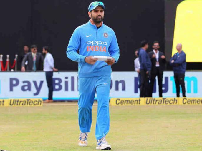 Rohit Sharma hopes India can defend U-19 World Cup | रोहित शर्मा ने जताई उम्मीद, कहा- भारत जीतेगा अंडर-19 विश्व कप