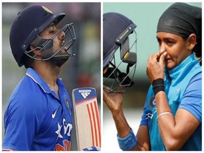 India vs New Zealand: Indian men and women team needed 16 runs in last over, both teams lost the match | IND vs NZ: अजीबोगरीब संयोग! एक ही मैदान पर दोनों को थी आखिरी ओवर में 16 रन की जरूरत, हारीं भारतीय महिला-पुरुष टीमें