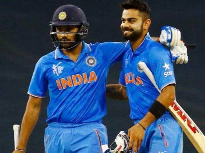 India vs West Indies: Virat Kohli and Rohit Sharma on brink of making a big record for Team India | IND vs WI: रोहित-कोहली साझेदारी का नया इतिहास रचने के करीब, वेस्टइंडीज के खिलाफ तीसरे वनडे में मौका