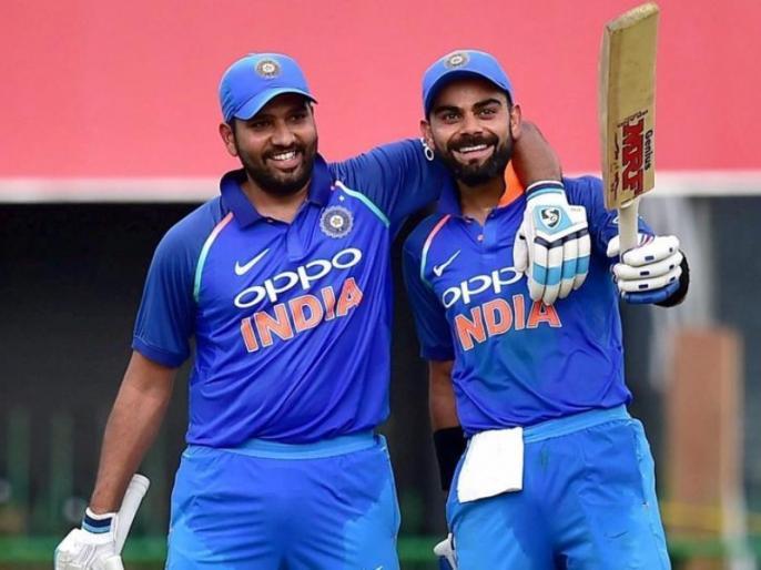 Rohit Sharma and Virat Kohli will target Sourav Ganguly's 20-year-old record in ICC World Cup | World Cup में रोहित-कोहली के निशाने पर होगा गांगुली का 20 साल पुराना रिकॉर्ड, धवन भी कर सकते हैं कमाल