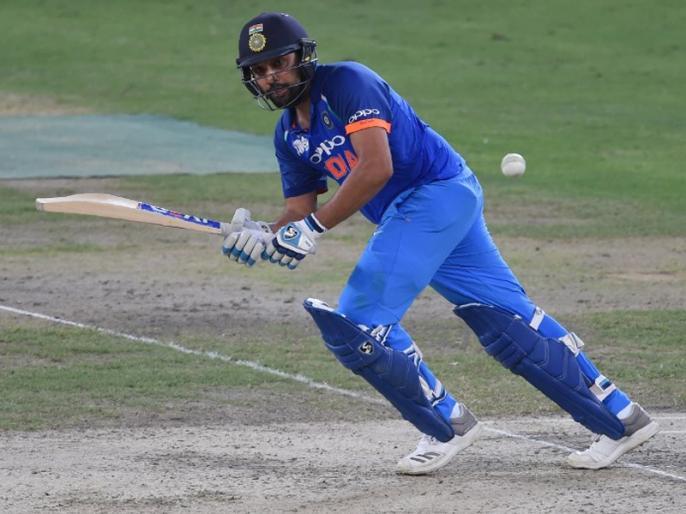 Ind vs aus: rohit sharma becomes fastest batsman to complete 1000 runs against australia on home ground | सिर्फ 10 रन बनाकर आउट हुए रोहित शर्मा, फिर भी तोड़ डाला कोहली और सचिन का यह खास रिकॉर्ड