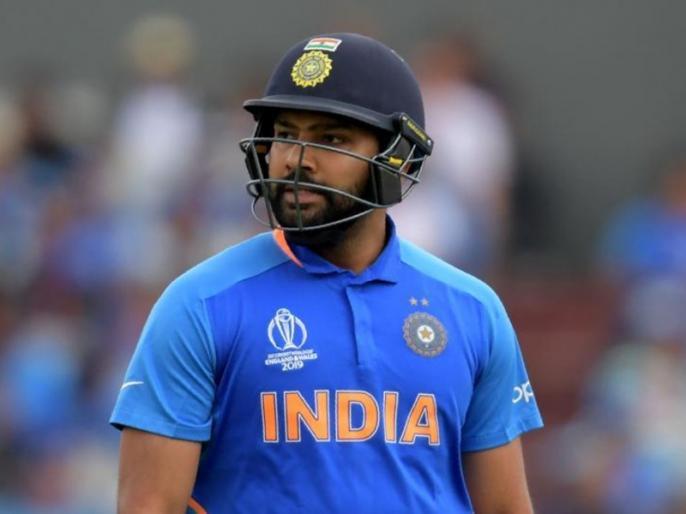 ICC World Cup: 30 minutes of poor cricket snatched away our chance for the cup, says Rohit Sharma | World Cup 2019: रोहित शर्मा का टीम इंडिया की हार पर भावुक ट्वीट, '30 मिनट के खराब खेल ने छीना हमसे वर्ल्ड कप'