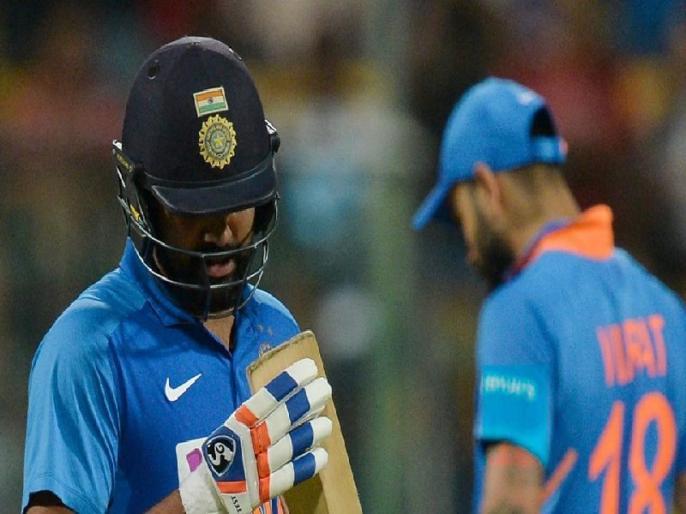 India vs New Zealand: Rohit Sharma average T20 record against New Zealand pose a big concern for team india | IND vs NZ: रोहित शर्मा का न्यूजीलैंड के खिलाफ टी20 में ये रिकॉर्ड बढ़ाएगा कोहली की टेंशन
