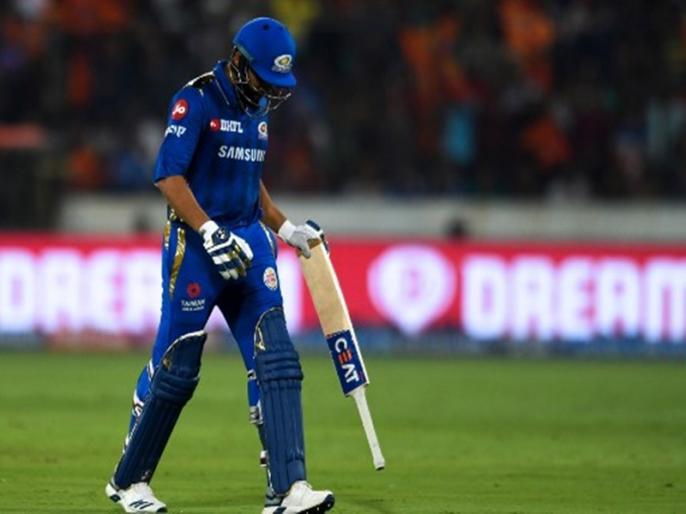 Rohit Sharma still only '70% fit', says Sourav Ganguly | आईपीएल फाइनल में पूरी तरह से फिट नहीं थे रोहित शर्मा, सौरव गांगुली का बड़ा खुलासा