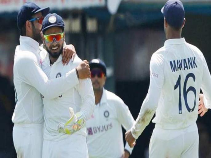 ICC Test Rankings Ravinder Jadeja rises to No 2 in all-rounders list Rohit moves up a spot in batting charts | ICC Test Rankings: रोहित शर्मा और ऋषभ पंत को जबरदस्त फायदा, रविंद्र जडेजा ने भी लगाई लंबी छलांग