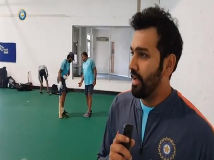 Ind vs Eng: Rohit Sharma calls for calm, fans' support after batting disaster at Lord's | Ind vs Eng: 107 पर ऑल आउट हुई टीम इंडिया तो रोहित शर्मा ने कही ये बात, बिग बी ने भी किया सपोर्ट