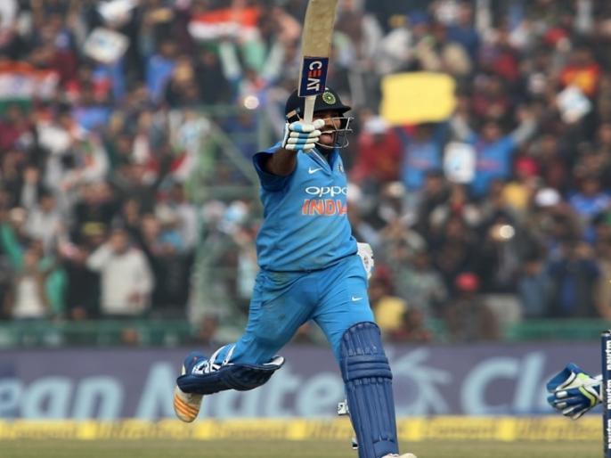 rohit sharma hits 14th 125+ scores in odi 2nd behind sachin tendulkar 19th hundred | रोहित शर्मा बने वनडे में दूसरे सबसे ज्यादा बार 125+ स्कोर करने वाले खिलाड़ी, ये दिग्गज संन्यास के 5 साल बाद अब भी नंबर एक