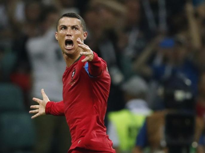 Cristiano Ronaldo Scores 100th International Goal, Becomes Second Men's Player to do so | क्रिस्टियानो रोनाल्डो ने रचा इतिहास, बने 100 इंटरनेशनल गोल दागने वाले दुनिया के दूसरे फुटबॉलर
