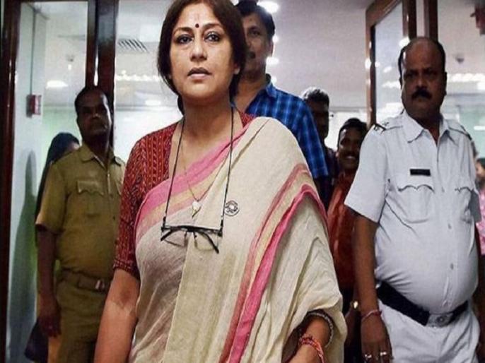 roopa ganguly tweet to pm modi after his son arrested by kolkata police for drinking driving | बेटे के हिरासत में जाने के बाद सांसद रूपा गांगुली ने पीएम मोदी को किया ट्वीट, लिखी ये बात