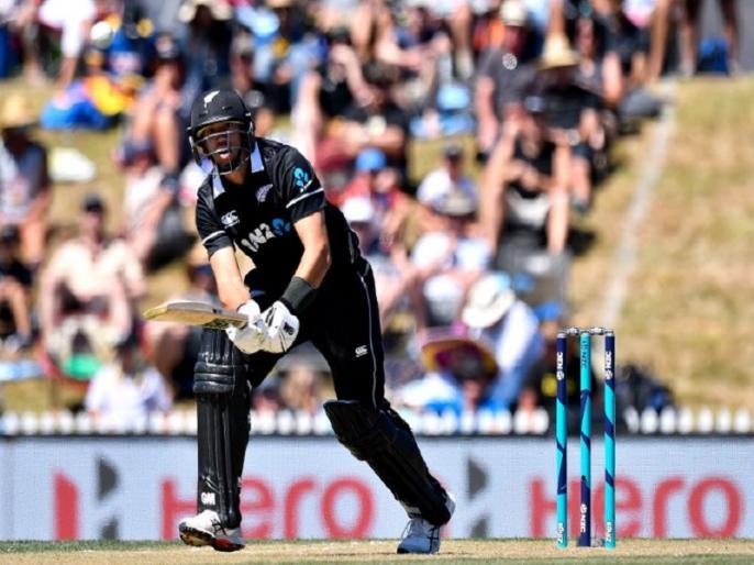 new zealand beat sri lanka by 115 runs in 3rd odi as ross taylor and nicholls hits century | NZ Vs SL: टेलर और हेनरी के शतक से न्यूजीलैंड की तीसरे वनडे में बड़ी जीत, श्रीलंका का सूपड़ा साफ